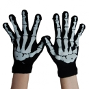 BGG Gloves Black/White