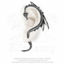 The Dragons Lure left Ear - Piece