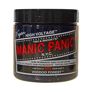 """Manic Panic® Basic Hair Dye Color """"Voodoo Forest"""" 118ml"""