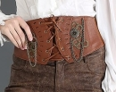 Steampunk Belt brown