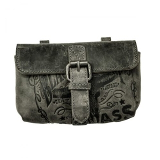 Jack´s Inn 54 Black Bourbon Belt bag