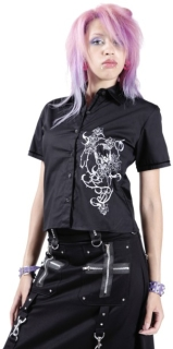 Thorn & Roses Ladies Blouse