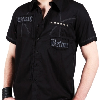Dishonor Men´s Shirt - Gr.
