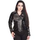 Rockers Lady Jacket Sky