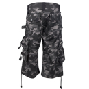Army Short Pants Camouflage