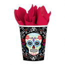 10 Becher Day of the Dead 250 ml