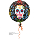 Standard Day of the Dead Foil Balloon
