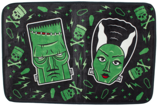 The Monsters Bath Mat