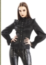Black Witch Blouse