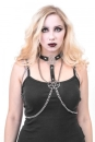 Pentagram Chain Harness - one size