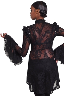 She´s Wicked Lace Blouse