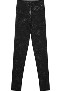 Temple High Waist Trousers - Gr. M