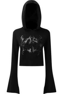 Entombed Hood Sweater - Gr. XL