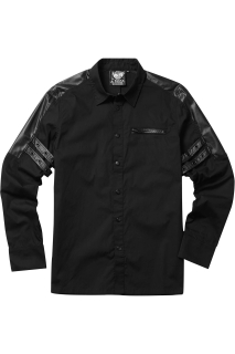 Devastation Button-Up Shirt