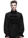 Lestat Shirt black - Gr.