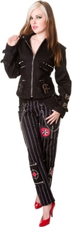 Ladies Trousers Punk