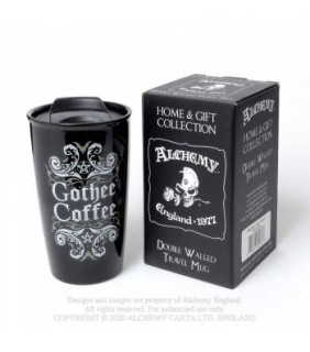 Double Walled Mug; Gothee Coffee