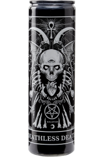 Deathless Church Candle