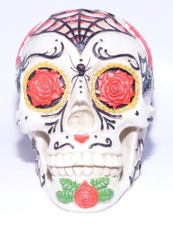 Totenkopf Mexican Roses