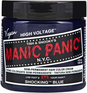 Manic Panic® Basic Haarfarbe Shocking Blue