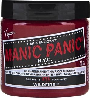"Manic Panic® Basic Hair Dye Color ""Wild Fire"" 118ml"