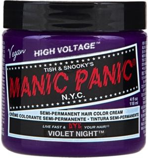 Manic Panic® Basic Violet Night