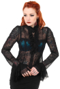 Gothic Key Lace Shirt