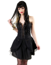 Punk Mini Dress Denim