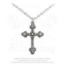 Gothic Devotion Cross