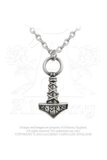 Thors Hammer Amulet
