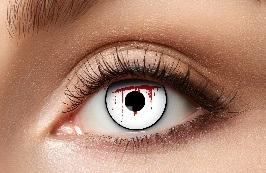 Kontaktlinsen White Slash - 12 month - 1 Paar