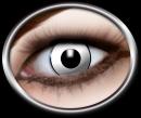 Eye lenses - White Manson - 12 month
