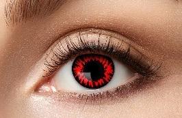 Eye lenses - Red Wolf - 12 month