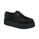 Creeper 402 Black Suede