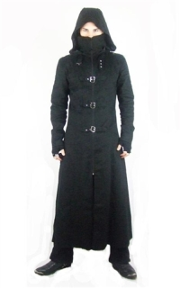 Mens Highway Full Length Coat
