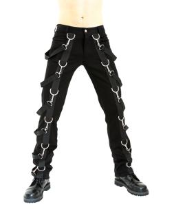 Belt Pants Denim