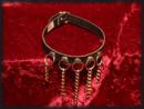 Halsband Plain 1R+5Ringe+Kette